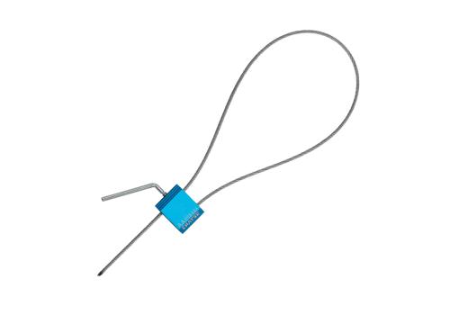 Пломба Малтилок кэйбл сил 2.5 с двойным замковым механизмом