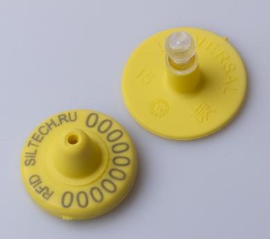 Ушные бирки для МРС UNI-L RFID